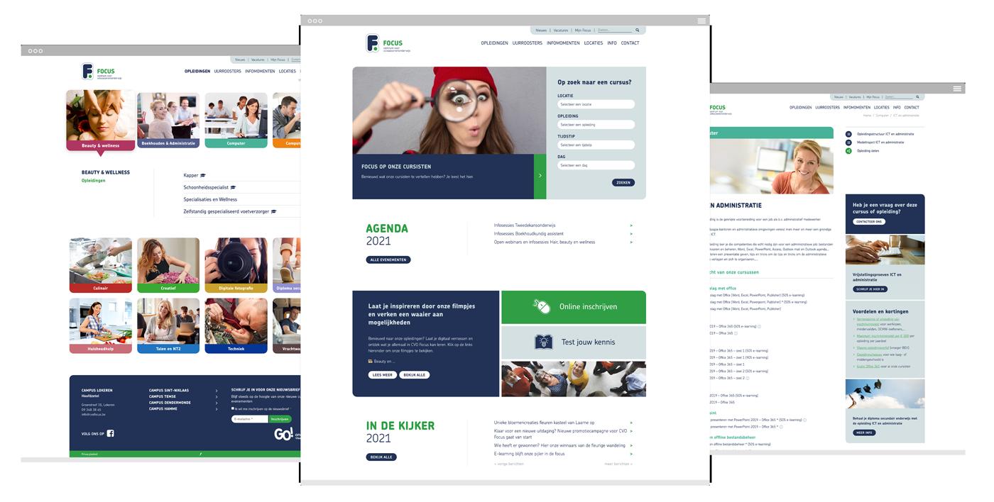 CVO Focus - website