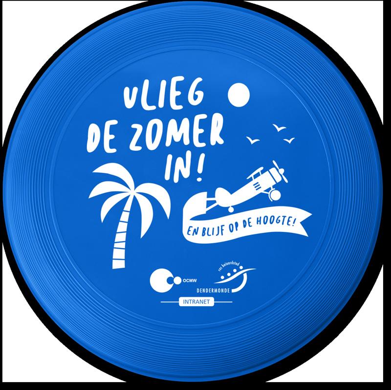 Frisbee Stad Dendermonde