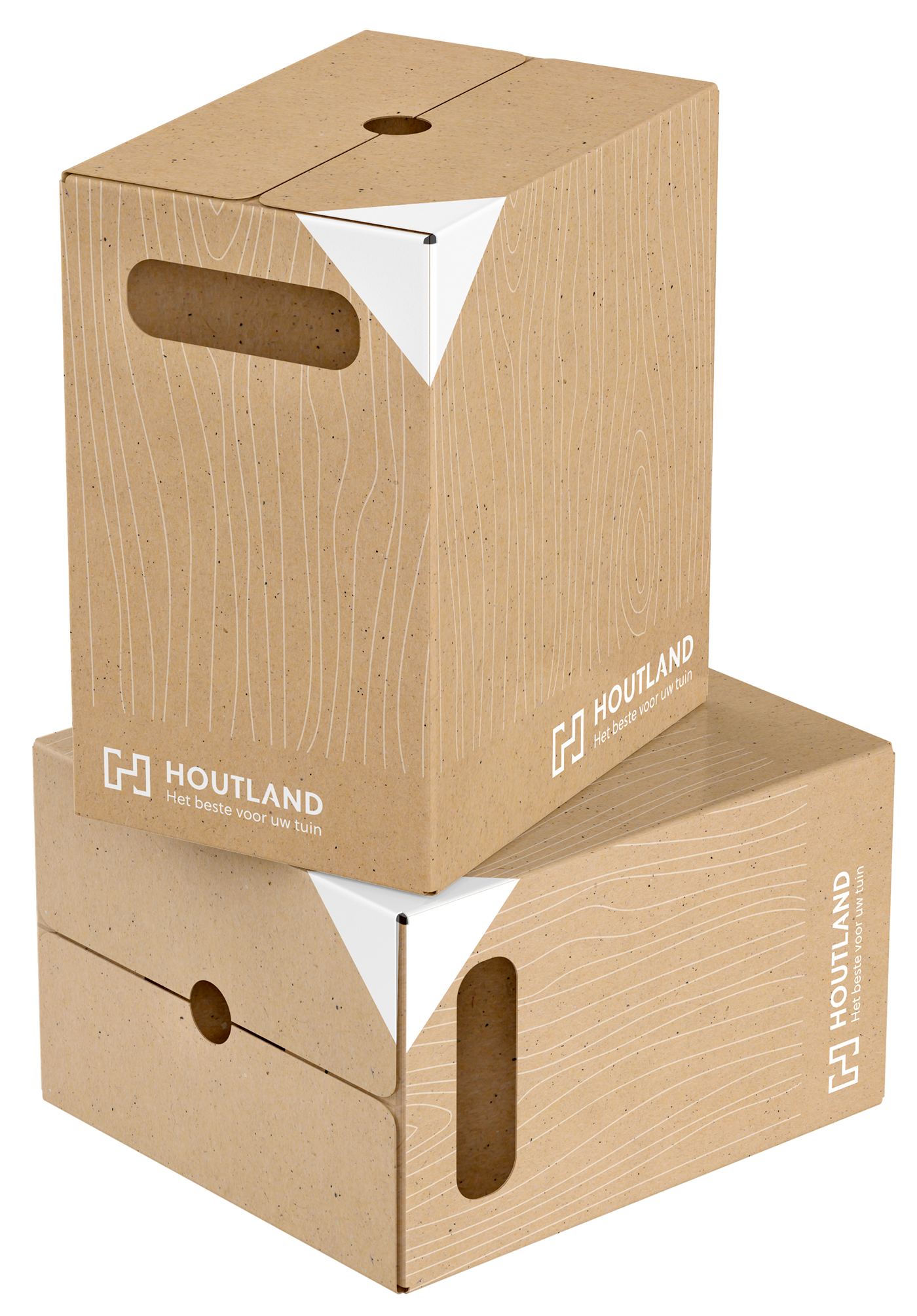 ontwerp verpakking kartonnen doos