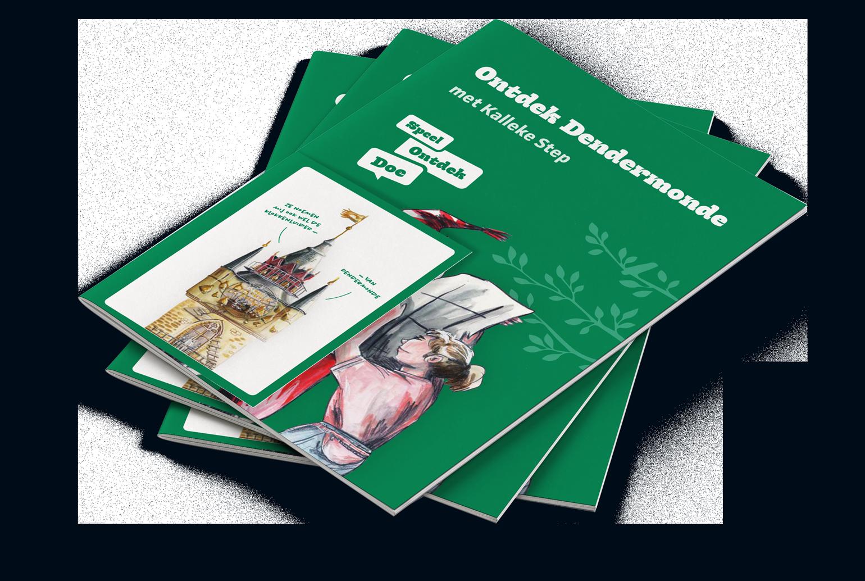 Vakantieboek voor Toerisme Dendermonde