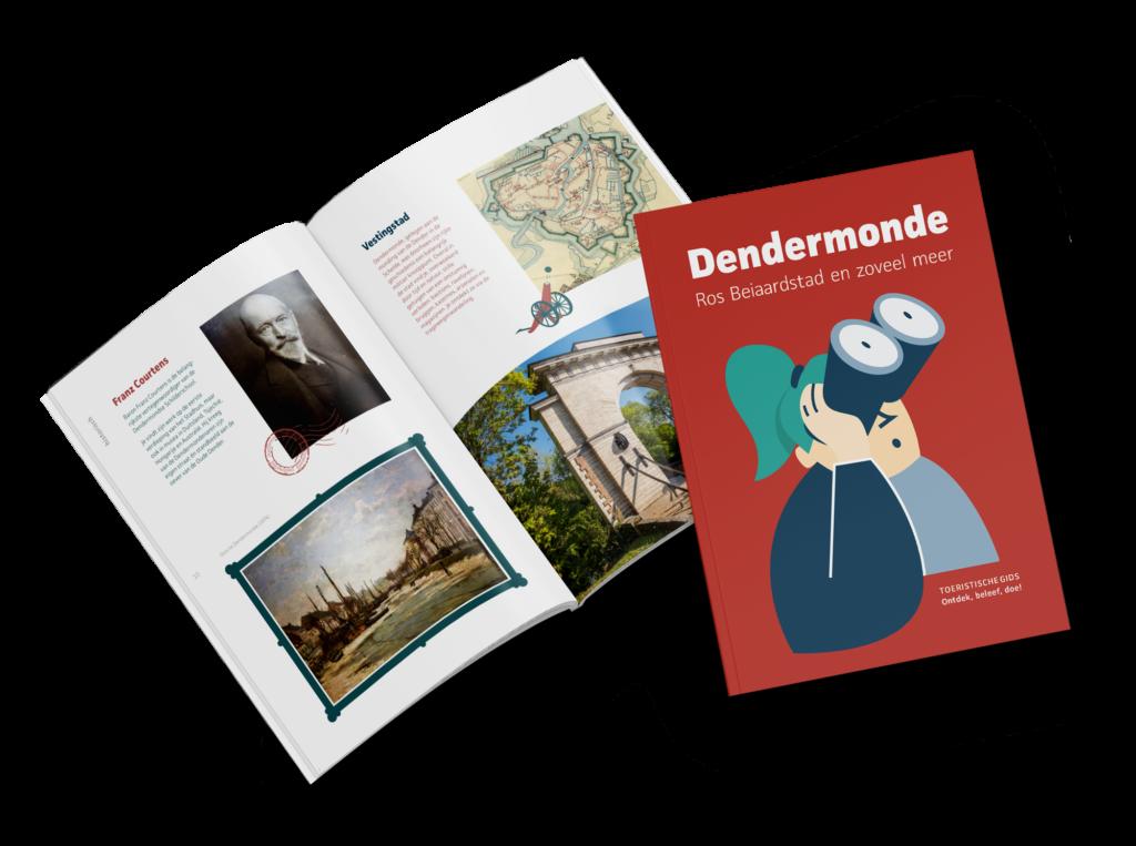 Stad Dendermonde toeristische gids