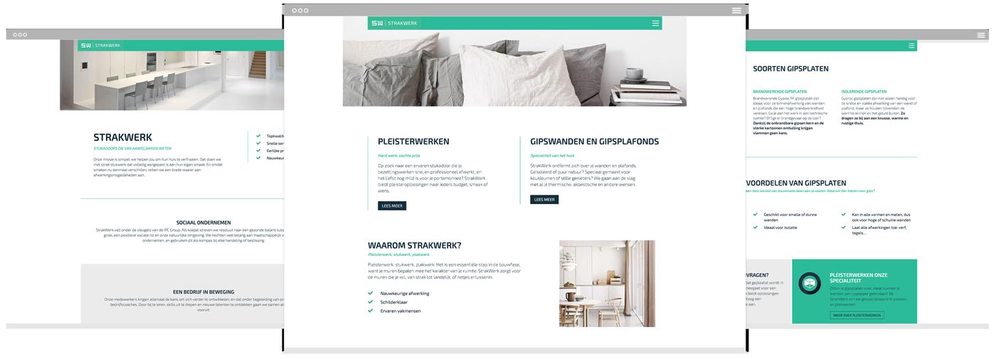 Strakwerk website